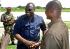 Dr. Riek Machar Teny-Dhurgon with Gen. Taban Deng Gai